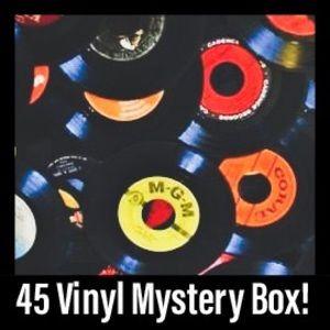 45 Vinyl Mystery Box